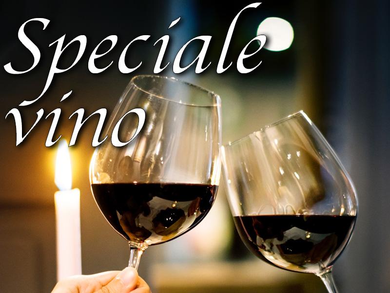 Speciale sul vino
