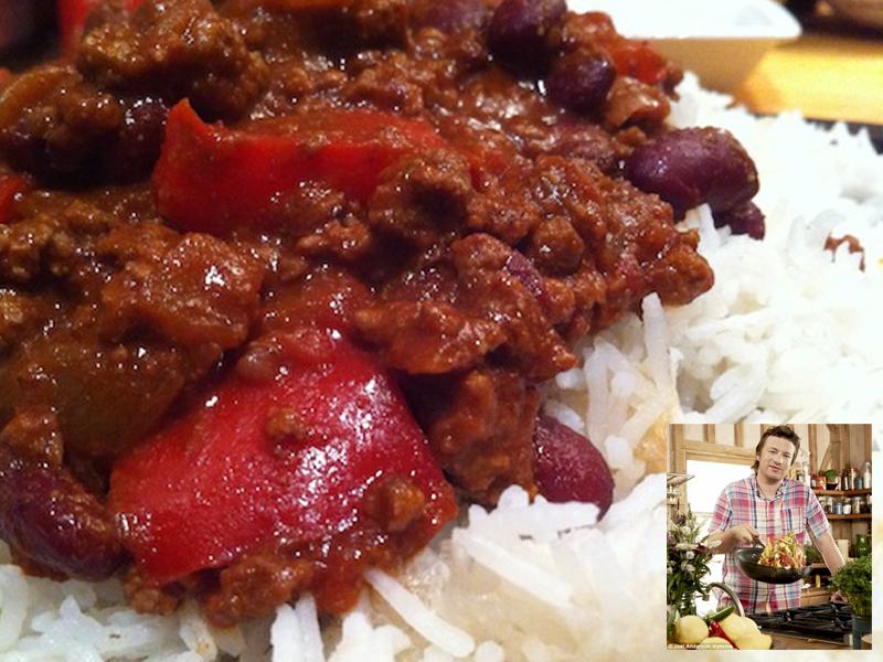 Chilli Con Carne Ricetta Di Jamie Oliver Alimentipedia