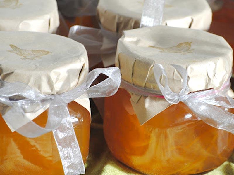 Come confezionare i regali di natale alimentipedia for Fermaporta originali fai da te