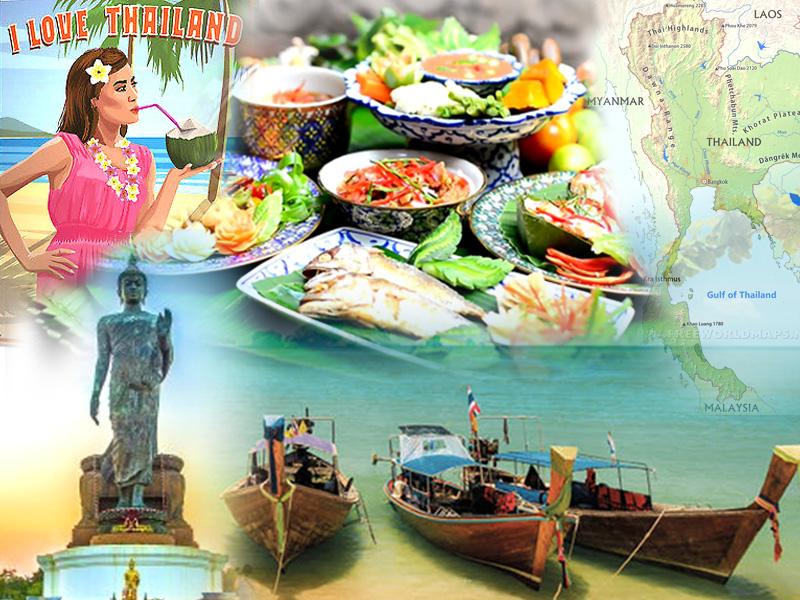 Cosa si mangia in thailandia cucina thai alimentipedia - Cosa mangia un cucciolo di talpa ...