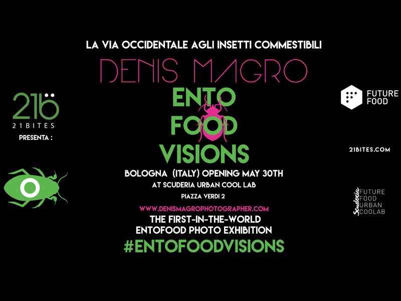 Locandina Entofood visions
