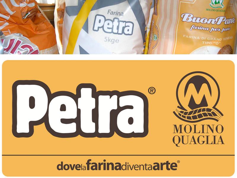 Petra Dura Come La Pietra.Farina Petra La Farina Del Molino Quaglia Alimentipedia It
