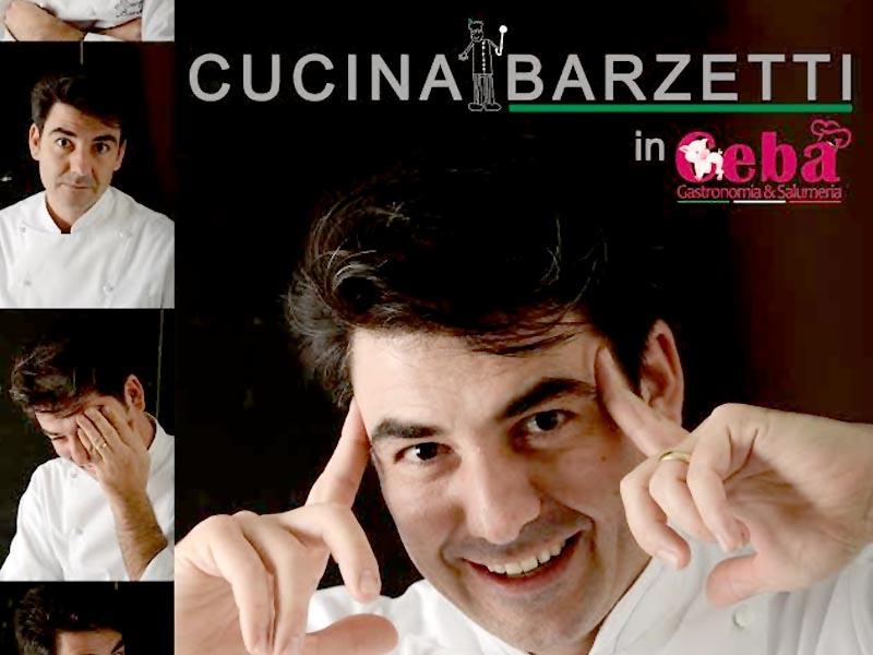 Inaugurazione Cucina Barzetti in Ceba
