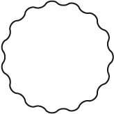 Disco smerlato (diametro 55 mm)