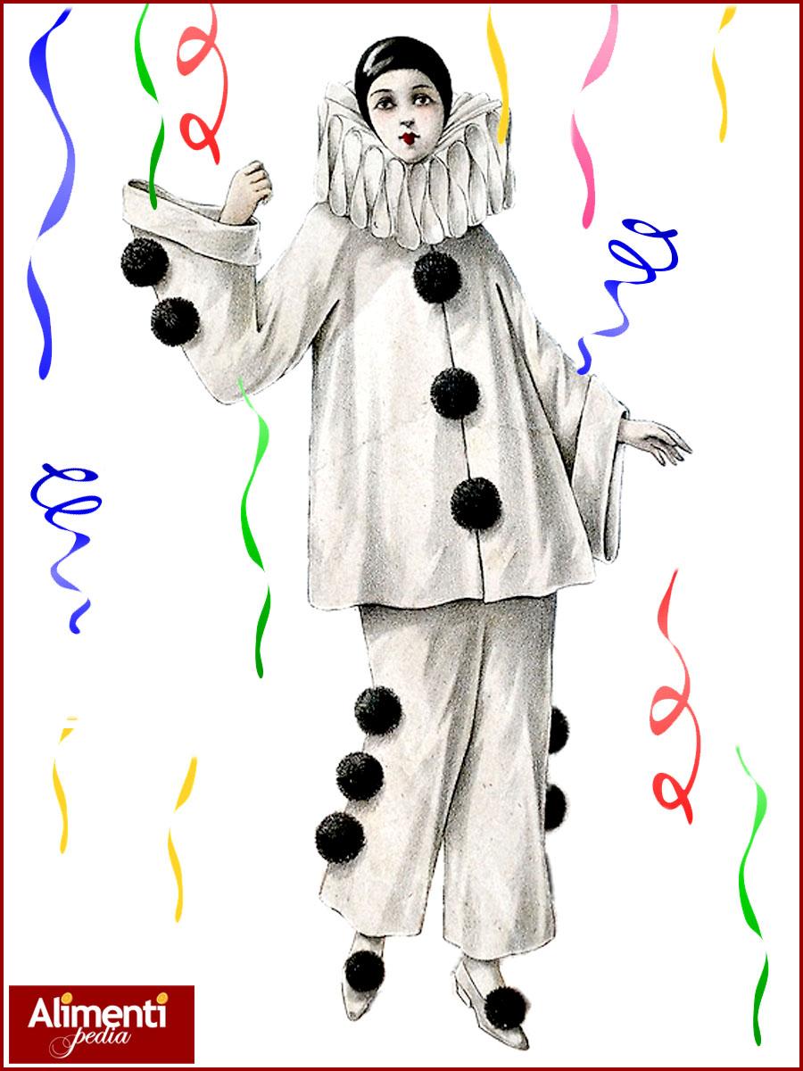Le maschere italiane di Carnevale - Costumi e . 0c532e599d2a