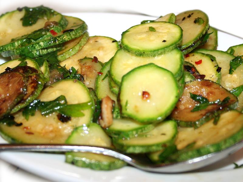 Zucchina o zucchino | Alimentipedia: enciclopedia degli alimenti