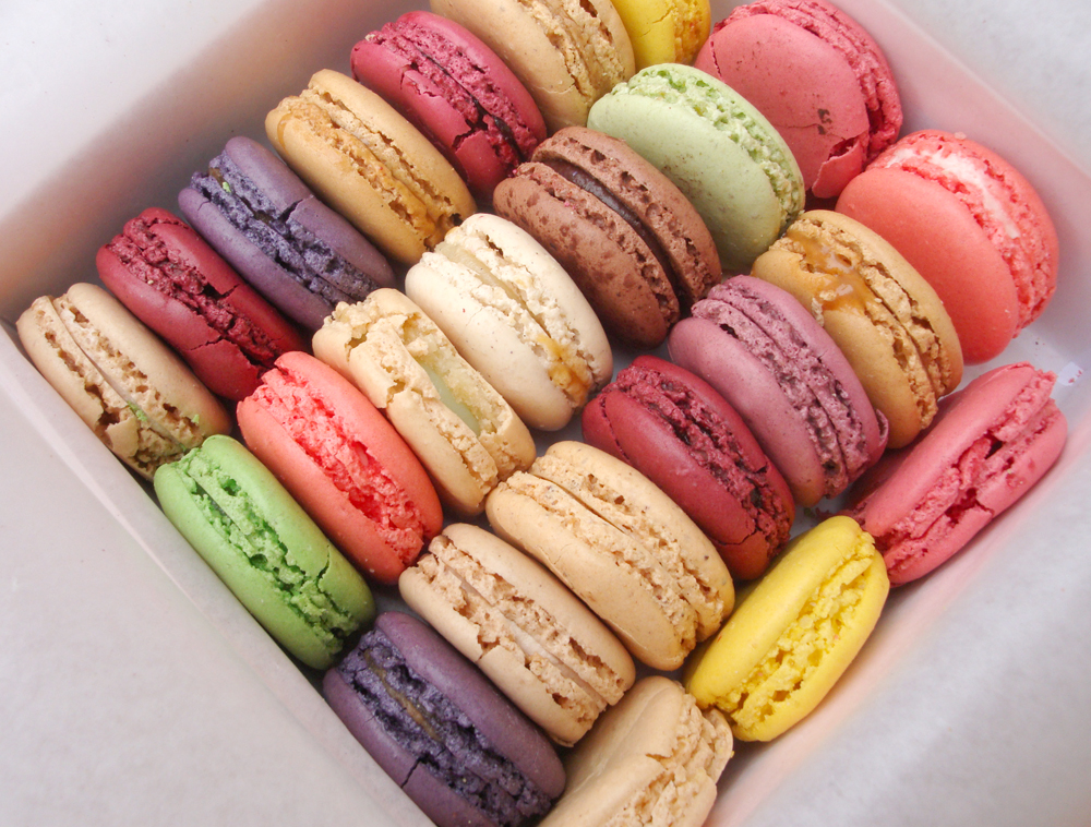 Macarons - Ricetta, consigli e storia | Alimentipedia: enciclopedia ...