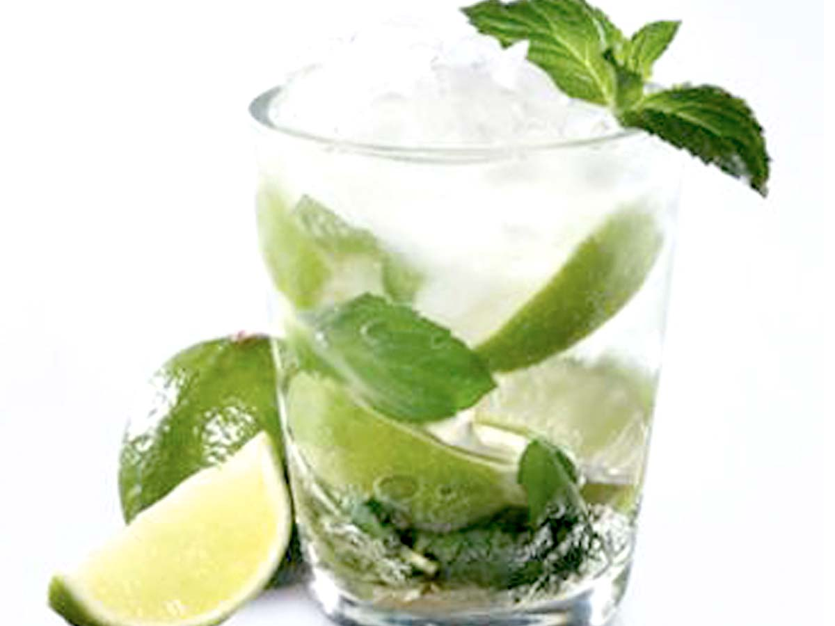 Mojito Recipe — Dishmaps
