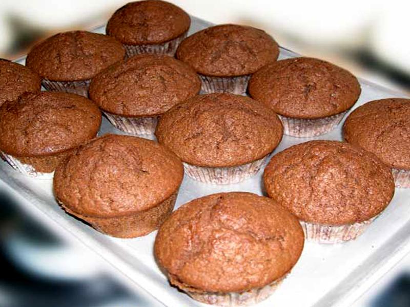 Muffins Al Cioccolato Fondente Ricetta Originale Alimentipediait