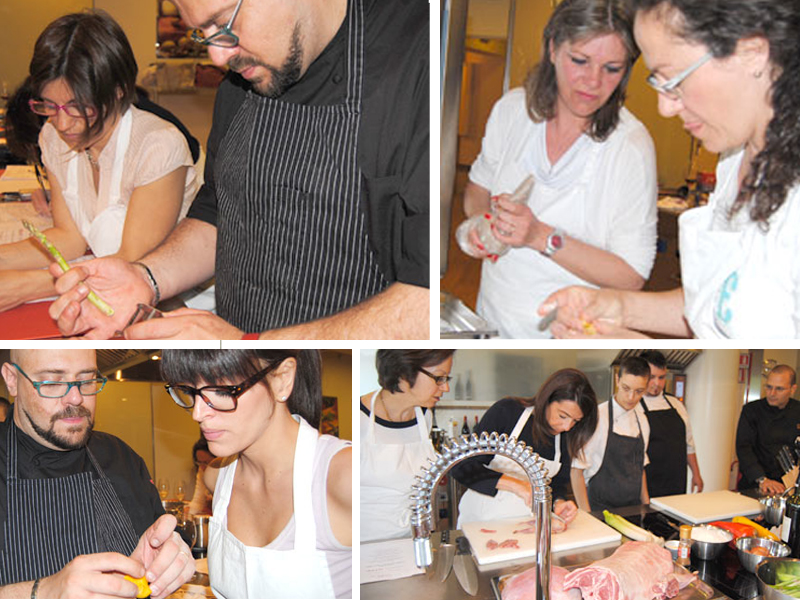 Preparazioni al corso con Andrea Alfieri