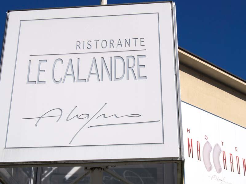 Ristorante Le Calandre di Max e Raffaele Alajmo