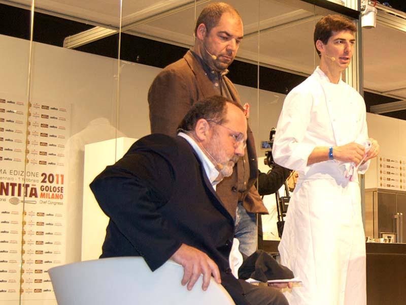 Paolo Marchi, Raffaele e Massimiliano Alajmo