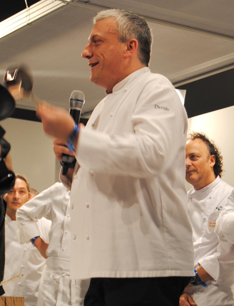 Davide Scabin e Moreno Cedroni