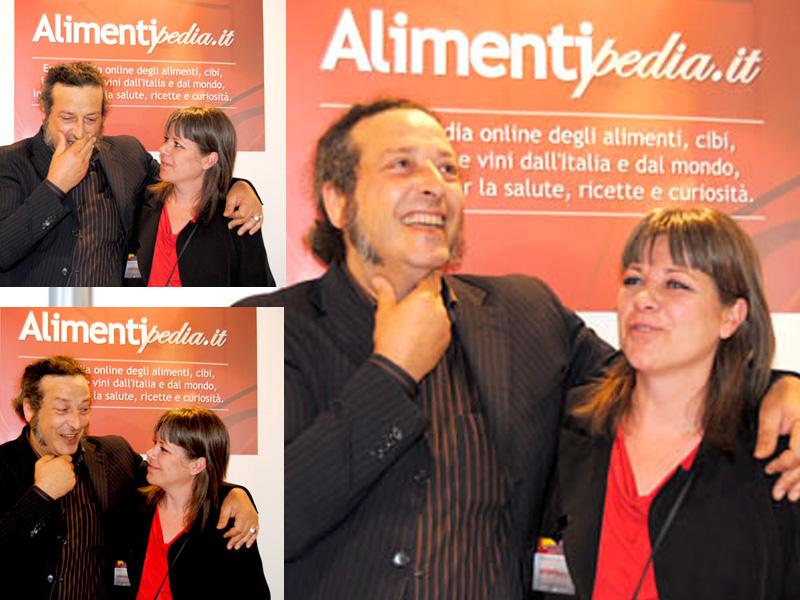 Carmelo Chiaramonte e Federica Spelta