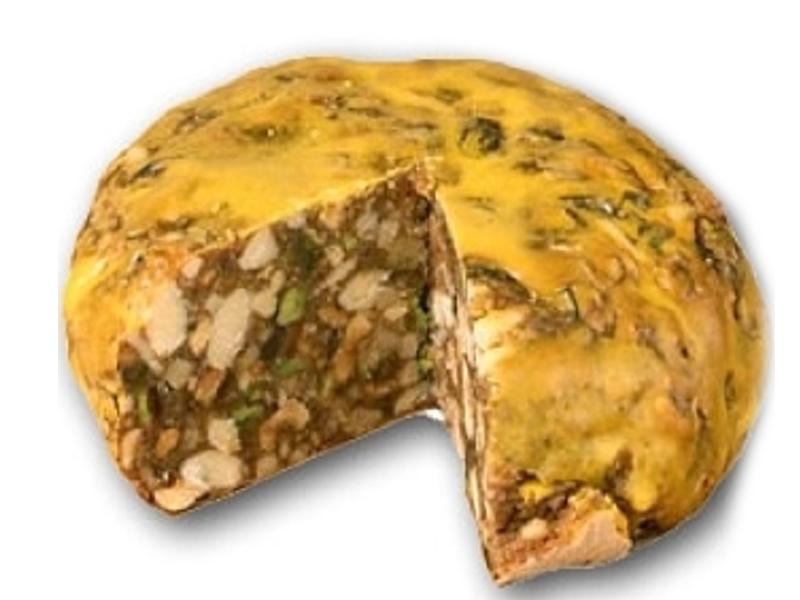 Pangiallo romano o pangiall 39 oro ricetta alimentipedia for Cibo romano