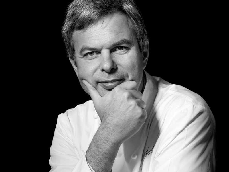 Pietro leemann chef biografia e libri alimentipedia for Nomi scrittori famosi