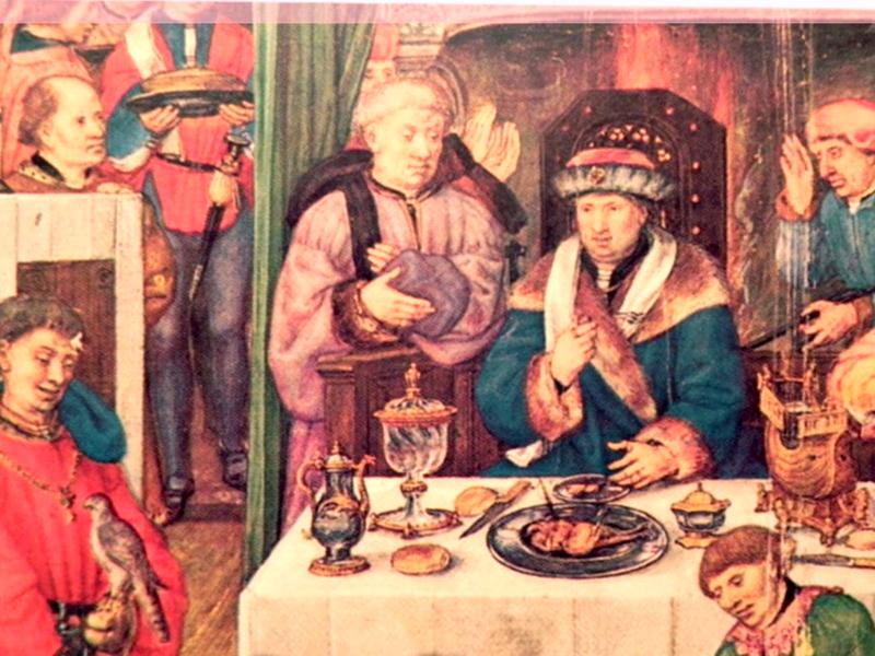 Cucina del medioevo