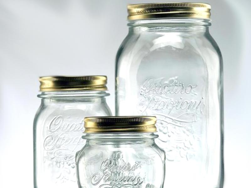 Come sterilizzare i vasetti procedimento alimentipedia for Vasi ermetici vetro