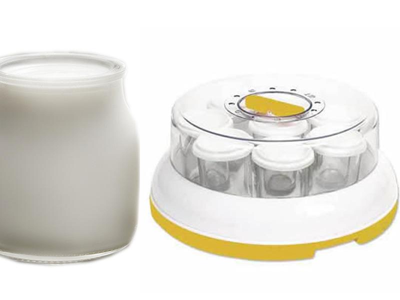Ricetta per yogurt con yogurtiera