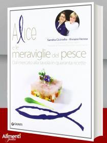 Alice e le meraviglie del pesce libro Ciciriello Sandra e Varese Viviana