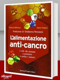 Copertina L'alimentazione anti-cancro