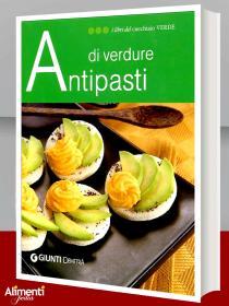 Libro: Antipasti di verdure