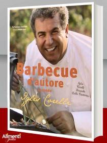 Libro: Barbecue d'autore. Di Igles Corelli