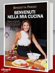 Libro: Benvenuti nella mia cucina. DI Benedetta Parodi