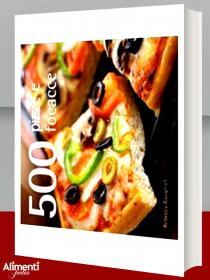 Copertina Cinquecento pizze e focacce