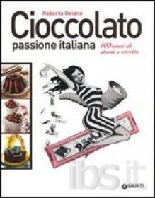 Copertina del libro Cioccolato passione italiana