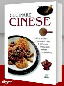 Copertina Cucinare cinese