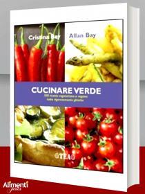 Copertina Cucinare verde
