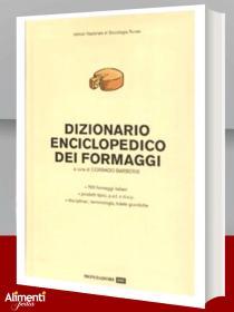 Libro: Dizionario enciclopedico dei formaggi