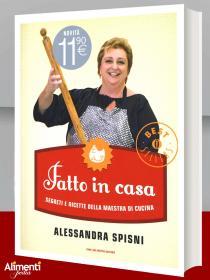 Libro: Fatto in casa di Alessandra Spisni