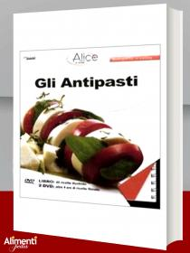 Libro: Gli antipasti (Con dvd) di Gianluca Nosari