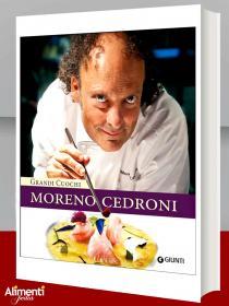 Libro: Moreno Cedroni. Grandi cuochi