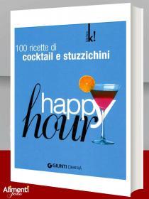 Libro: Happy hour. 100 ricette di cocktail e stuzzichini