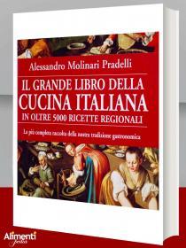 Libro: Il grande libro della cucina italiana
