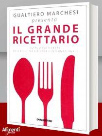 Libro: Il grande ricettario della cucina italiana