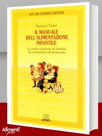 Libro: Il manuale dell'alimentazione infantile