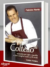 Libro sulla carne: In punta di coltello. Di Fabrizio Nonis