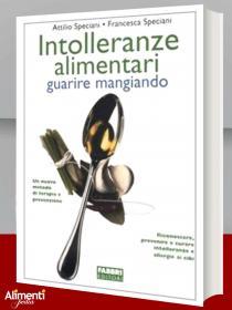 Libro: Intolleranze alimentari. Guarire mangiando