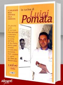 Libro: La cucina di Luigi Pomata