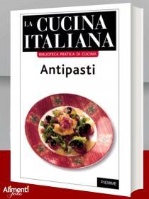 Libro: La cucina italiana. Antipasti