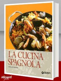 Libro: La cucina spagnola (Giunti ed)