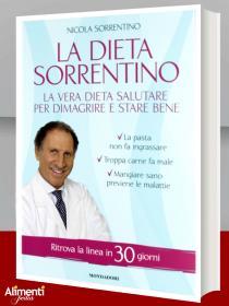 Libro: La dieta Sorrentino