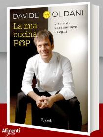 Copertina del libro: La mia cucina pop. L'arte di caramellare i sogni