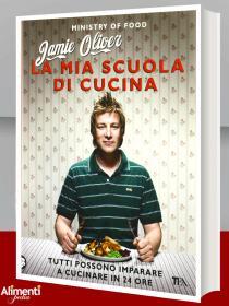 Libro: La mia scuola di cucina. Di Jamie Oliver