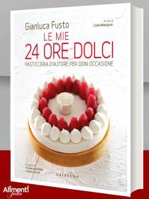 Libro: Le mie 24 ore dolci di Gianluca Fusto