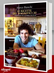 Libro: Le ricette dei magnifici 20. Di Marco Bianchi